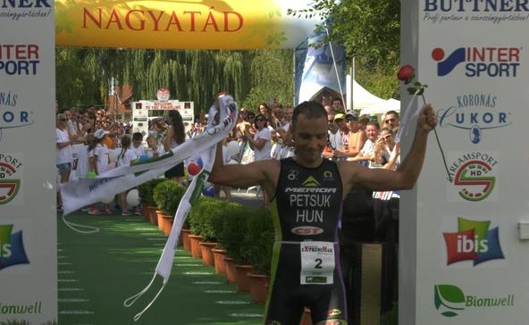 Az új magyar bajnok: Petsuk Zoltán!