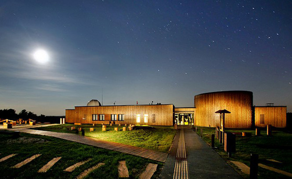 Felújítják a Zselici Csillagparkot