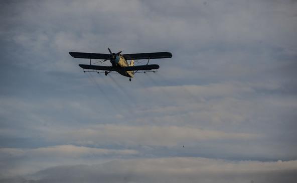 Idén irtották utoljára repülőből a szúnyogokat