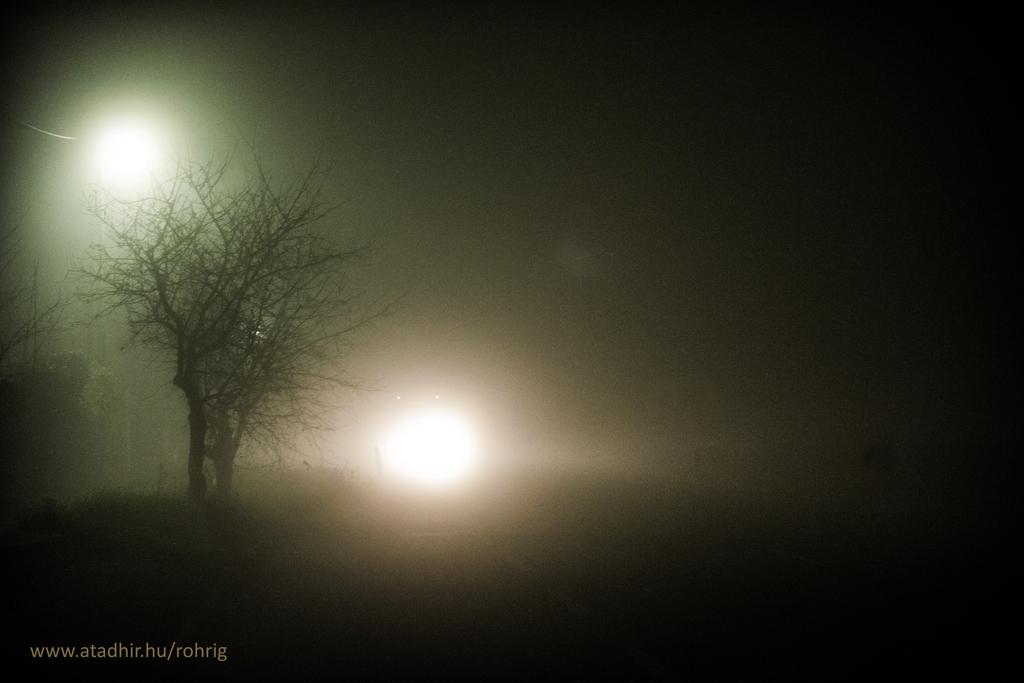 Vasárnapig országszerte számítanunk kell a ködre