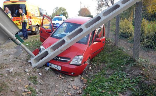 Sorozatos balesetek az utakon