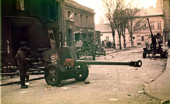 Sokkoló fotók kerültek elő az 1956-os eseményekről