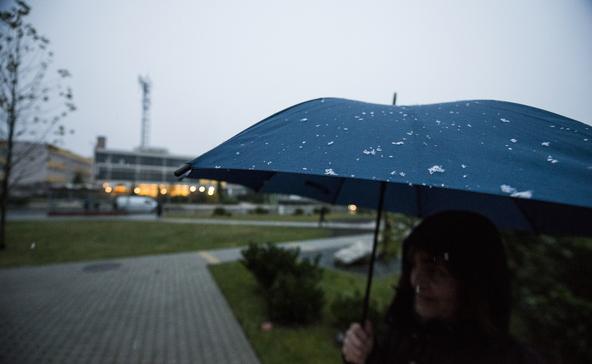 Esős, hideg hetünk lesz