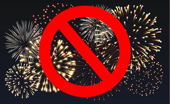 Szombatig veszik vissza a tűzijátékokat