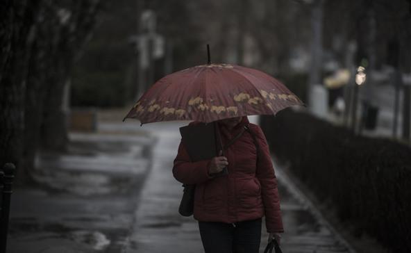 Nedves és felhős marad az idő