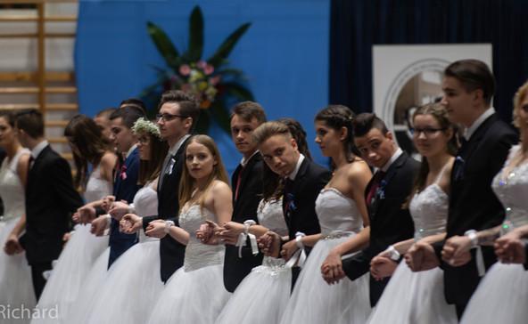Szalagavató tánc az Adyban 2019.