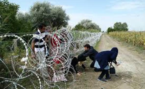 Illegális migránsok Somogyban