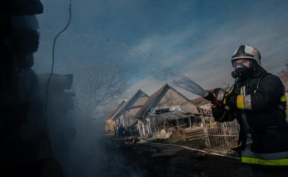 Három óra leforgása alatt újabb két tűz Nagyatád térségében