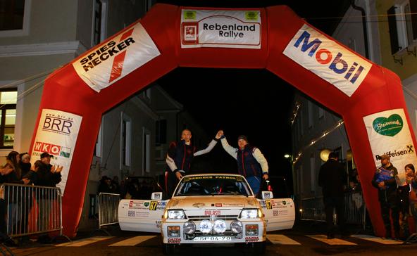 Nagyatádi sikerek a Rebenland Rallyen!