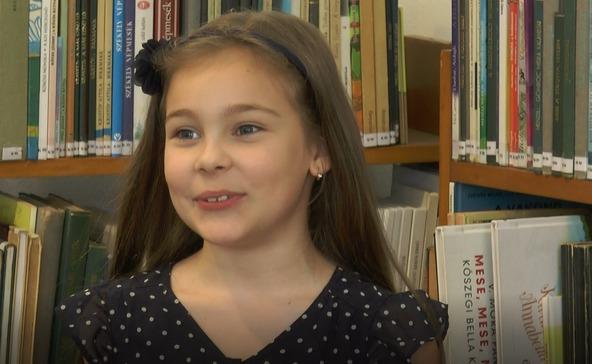 Több mint hetven gyerek szavalt a nagyatádi Városi Könyvtárban