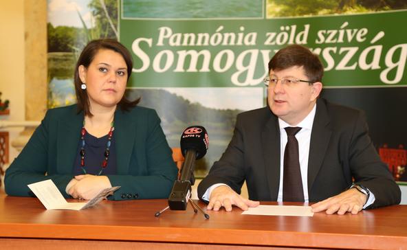 A címeradományozás 520. évfordulóját ünnepli Somogy