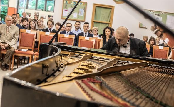 50 éves a nagyatádi zeneoktatás