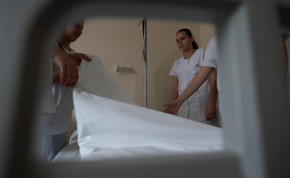 A fenntartó a kórház további fejlesztését ígérte