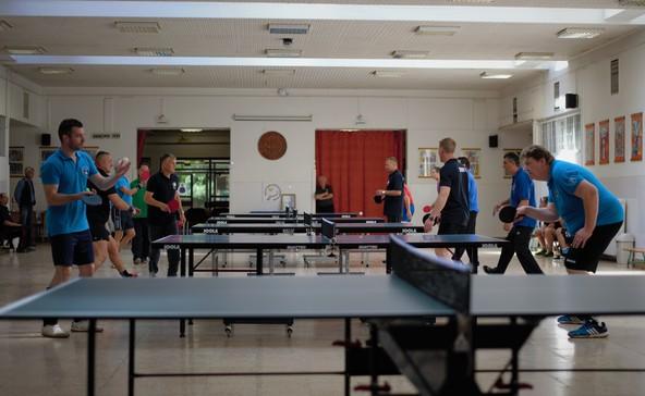 Asztalitenisz verseny Nagyatádon - videóval!