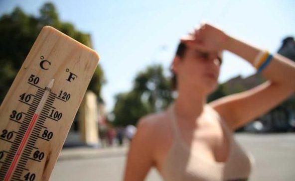 Országos vörös kód riasztás a hőség miatt