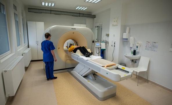 Kihasználatlan a 150 milliós nagyatádi CT