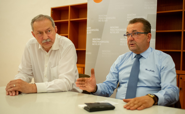 Kárpáti László is indul a polgármesteri címért