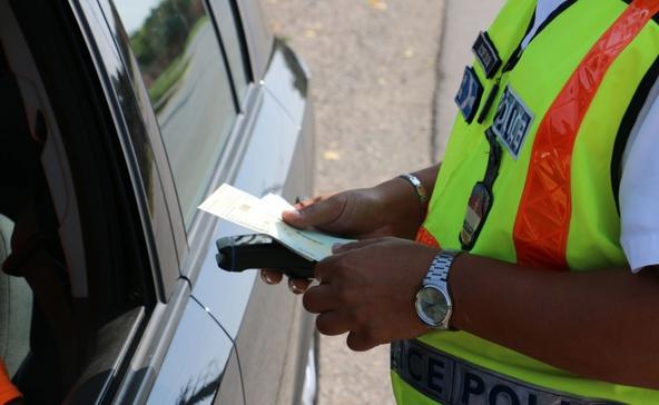 A nagyatádi rendőrök lekapcsolták az eltiltott sofőrt