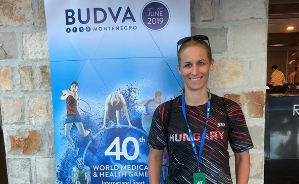 Nagyatádi sikerek a montenegrói Orvosi Világjátékokon