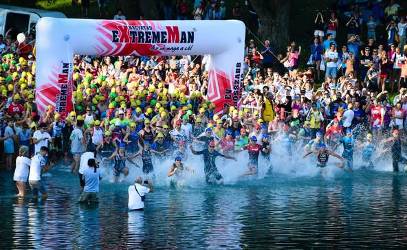 Szakaszrekordok és új pályacsúcs az eXtremeMan Nagyatád versenyén!