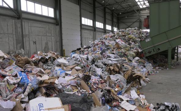 Nagyatád élen jár a szelektív hulladékgyűjtésben
