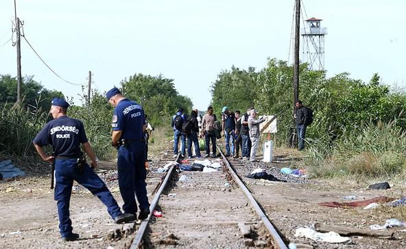 Befejezték a bevándorlók utáni hajszát a somogyi határnál