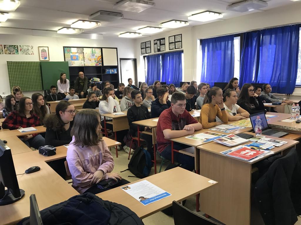 Gyermekjogi világnap az Árpád iskolában