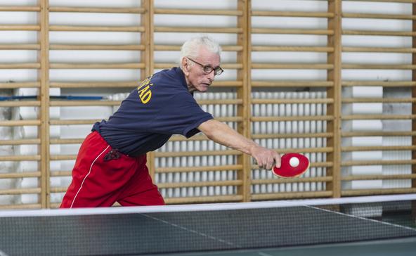 Mikulás ping-pong: rekordrészvétel