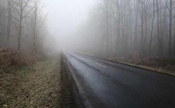 Köddel és ónos szitálással köszönt ránk a hétfő