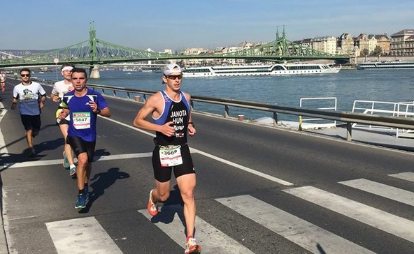 Nagyatádi siker a SPAR Budapest Maratonon