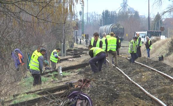 Átépítik a Petőfi úti vasúti kereszteződést
