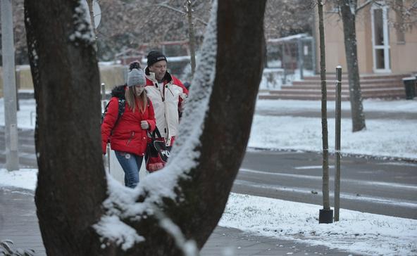 Ideért a tél: faggyal, hóval jött