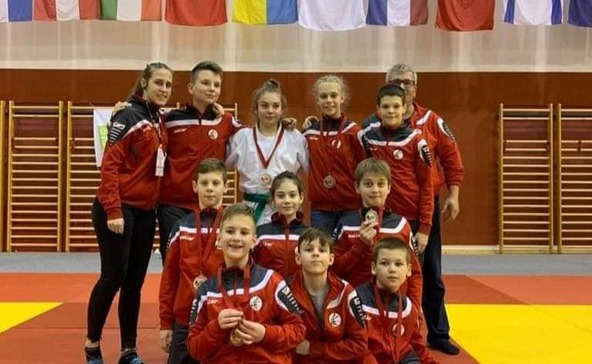 Sikeres hónapot zárt a Nagyatádi Judo Club