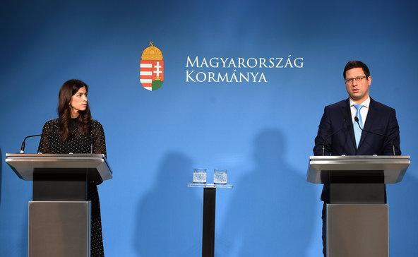 Veszélyhelyzetet rendeltek el Magyarországon a koronavírus miatt