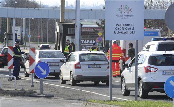 Sorra zárják le a határokat Európában