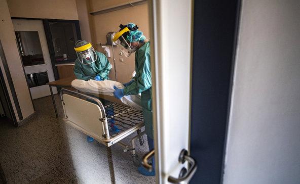Már Kaposváron is van fertőzött beteg