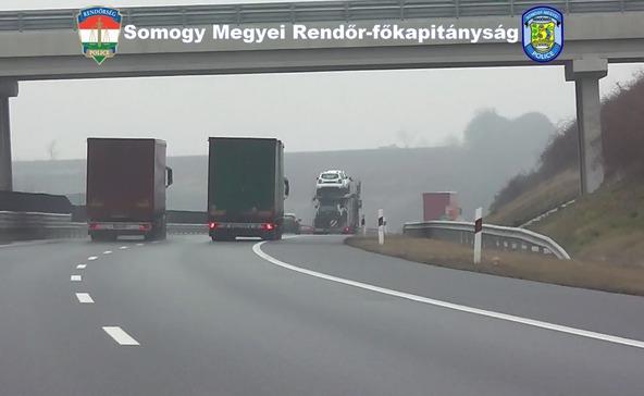 Forgalomkorlátozás a szlovén és horvát határnál