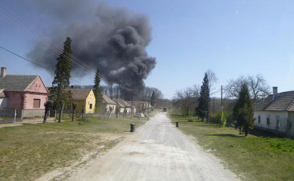 26-szor vonultak a somogyi tűzoltók a hosszú hétvégén