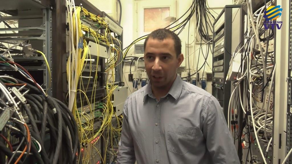 Kuzma István vezető informatikus, Lát-Sat Kft.