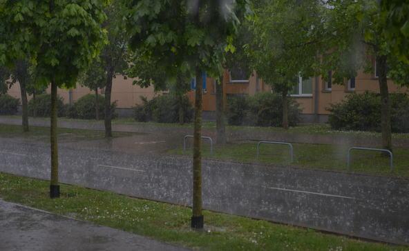 Eső várható a hétvégén, ám langyos lesz az idő