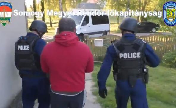 Uzsorást vettek őrizetbe a rendőrök