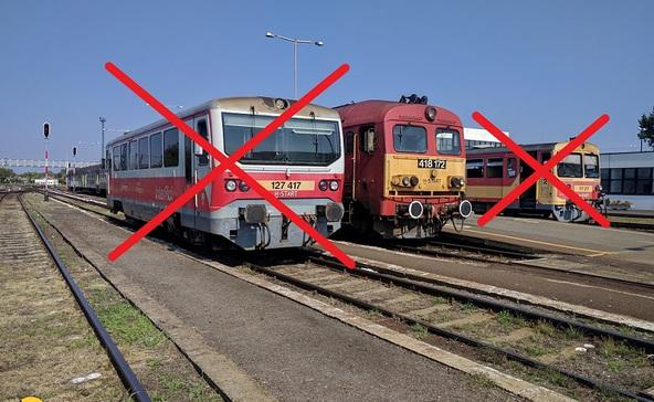 A kiszivárgott vasútvonal-ritkítás Nagyatádot is érintené