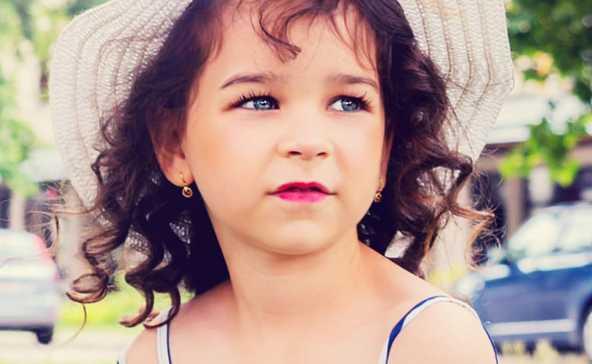 Laura lett a Little Miss World Hungary győztese
