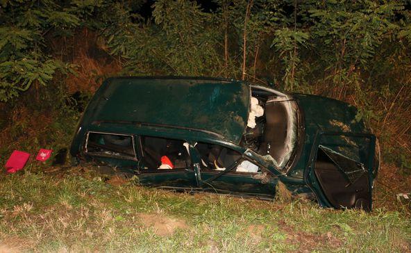 Halálos baleset Kadarkútnál