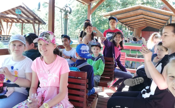 Hatvan gyermeknek szerveztek szép nyaralást