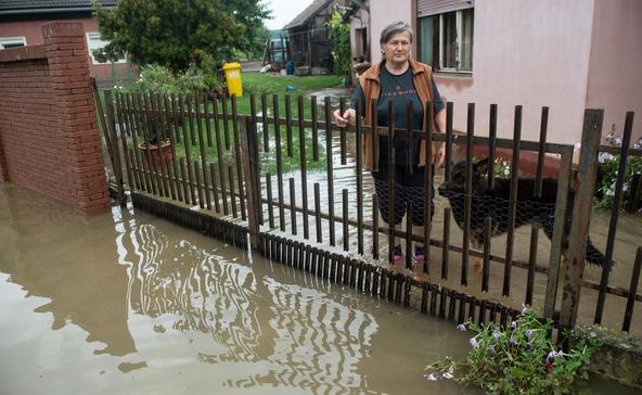 Újabb fotók a környékre zúdult özönvízről
