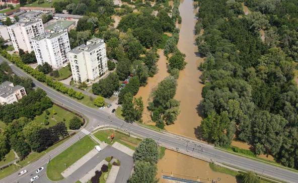 A városháza tájékoztatója az árvízhelyzetről
