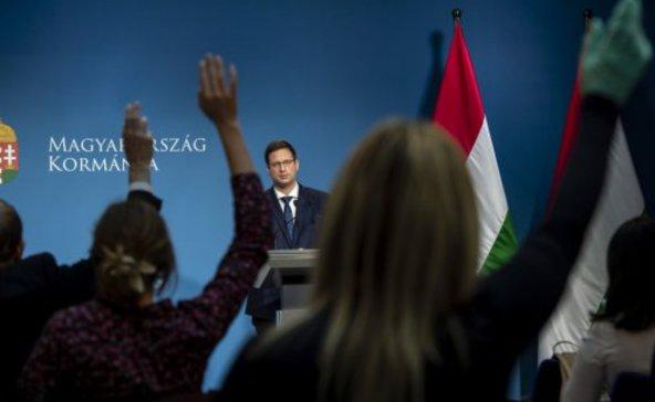 A magyarok bő 40 százalékát elérte a válság