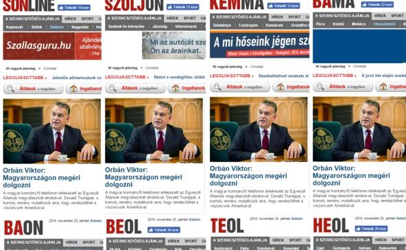 Veszteséges a közpénzekkel kitömött kormánypárti médiabirodalom