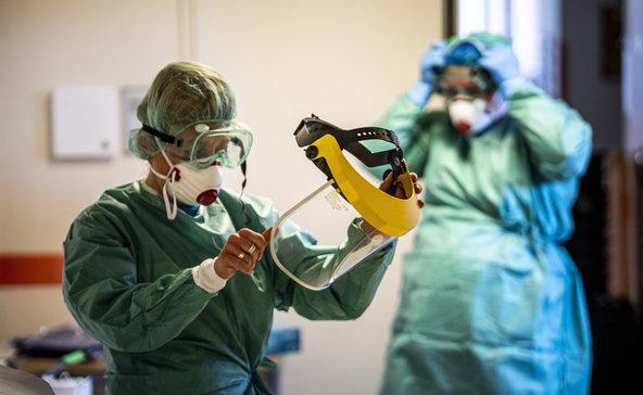 Hét koronavírusost azonosítottak a Nagyatádi Kórházban